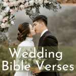 Bible Verses for Christian Weddings and Decor