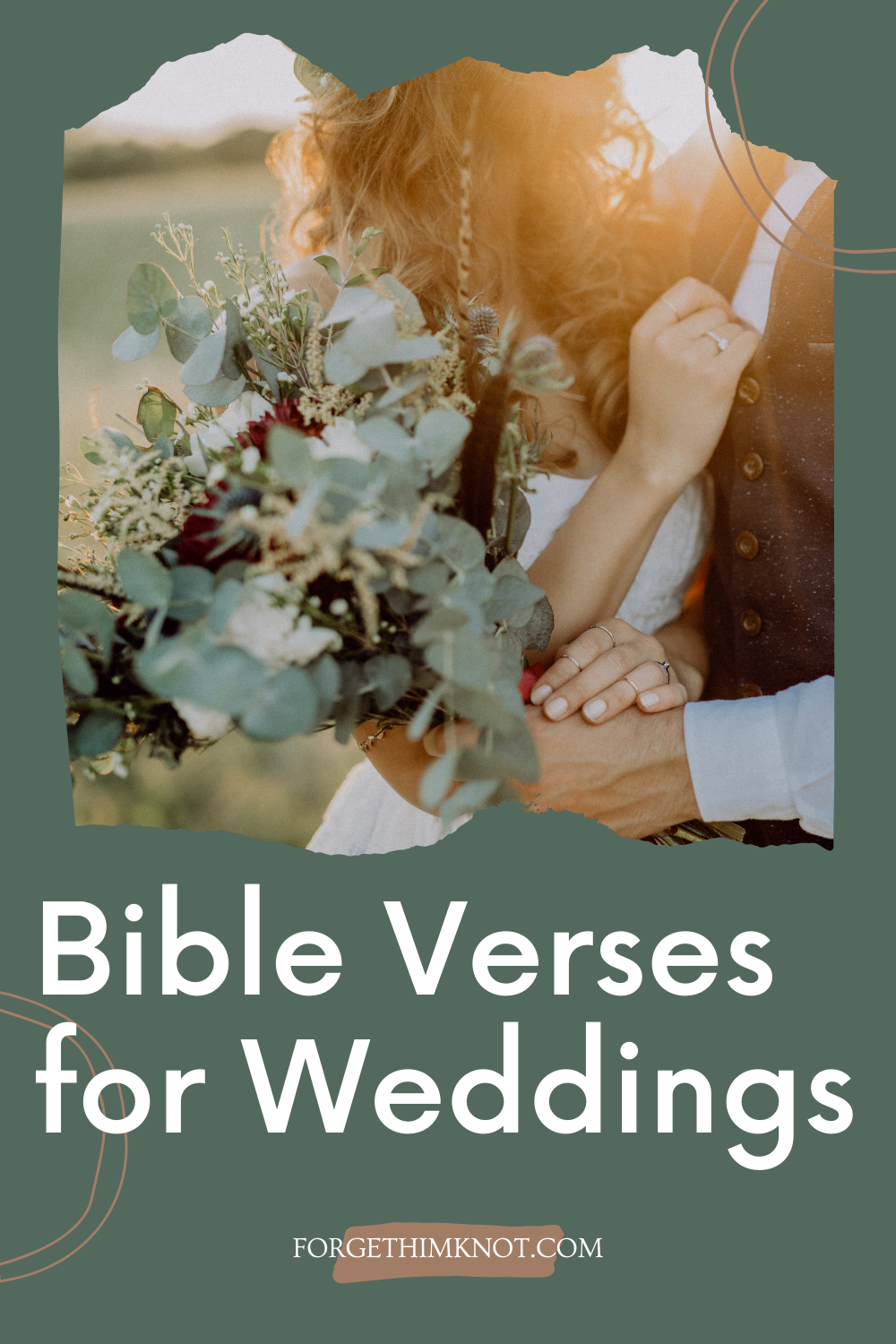 Wedding Bible Verses for ceremoy