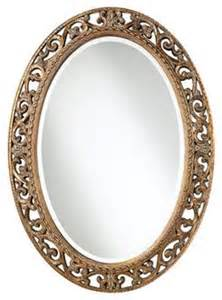 gold mirror to see yourself as God sees you