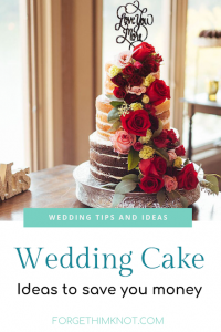 Wedding Cake Ideas to Save Money