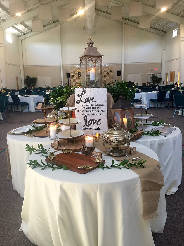 Wedding Receptions Tables.Christian Wedding Reception Bible Verses Forget Him Knot