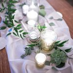 Decorating wedding reception tables on a small budget. How to, breakdown of cost and resources. #weddingplanning #weddingreception #weddings #Christianweddings