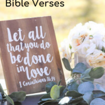 How to add Bible verses in your Christian wedding