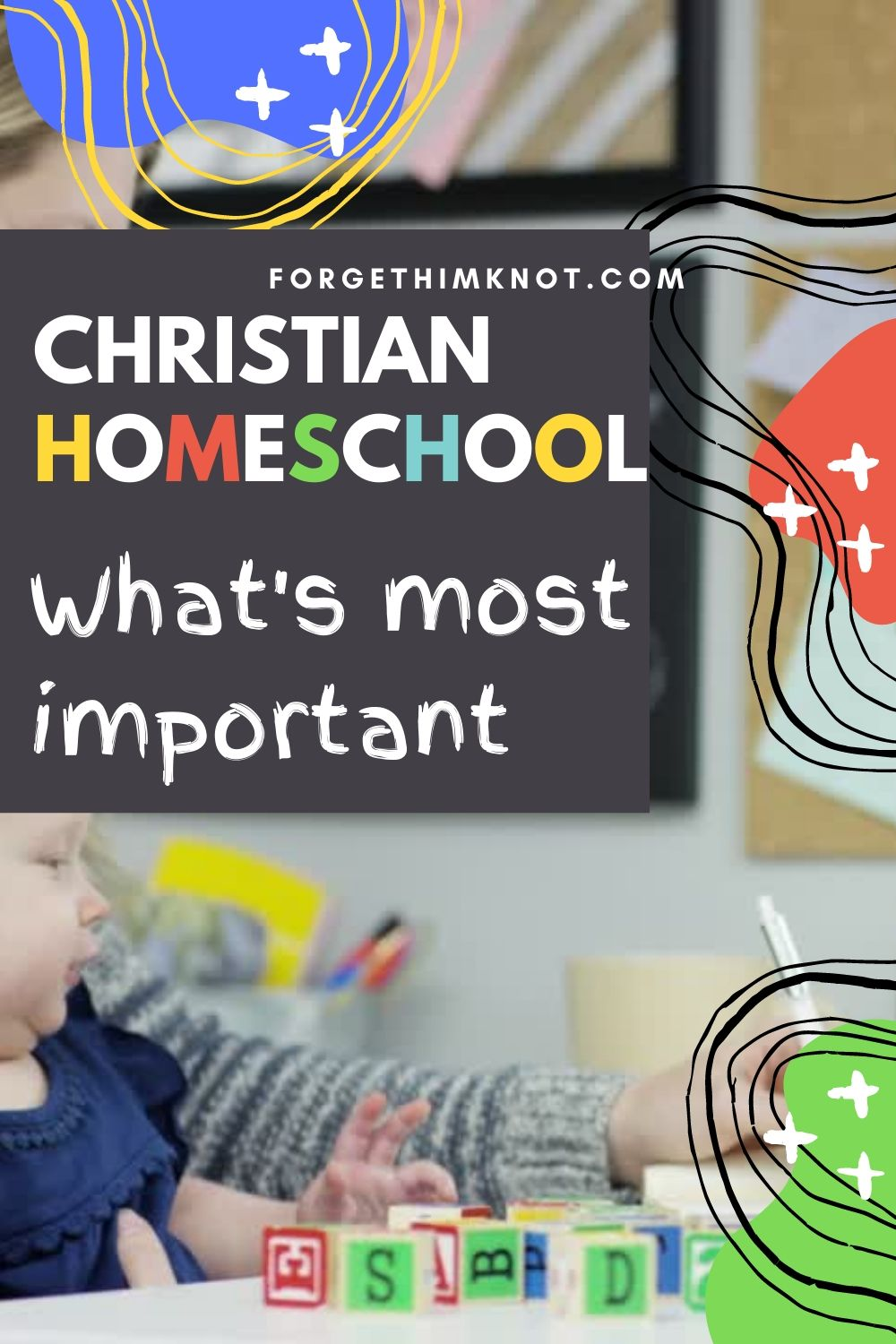Christian homeschool tips about what matters most