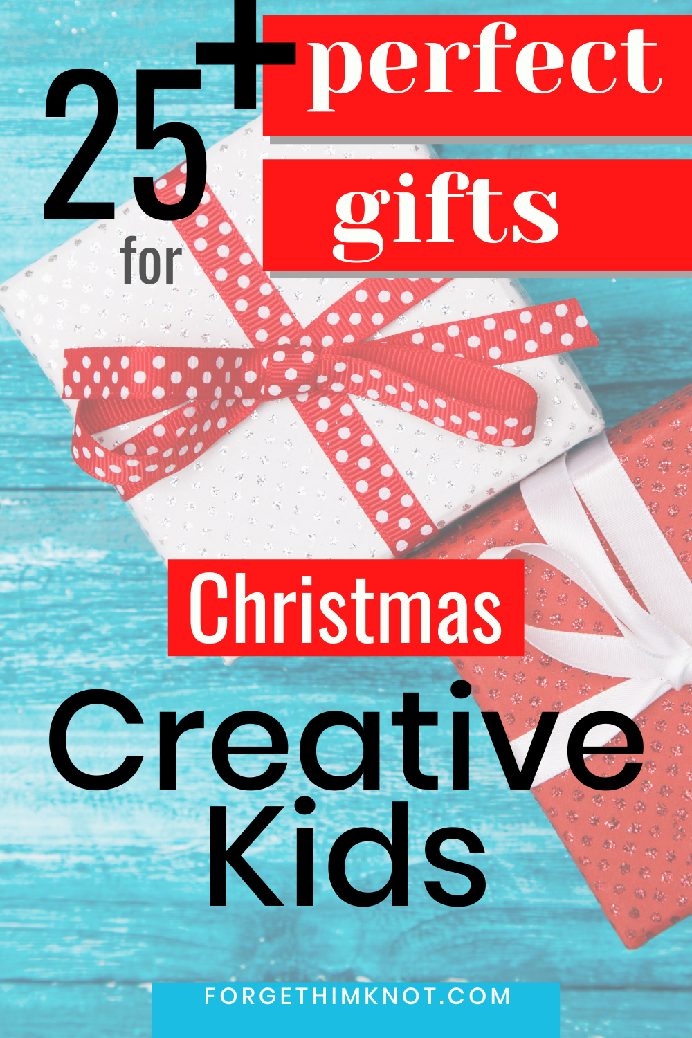 25+ perfect Christmas gifts for creative kids