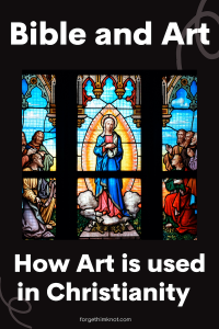 How is Art Used in Christianity?